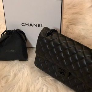 Chanel So Black Bag